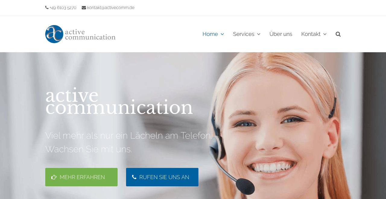 Active Communication GmbH