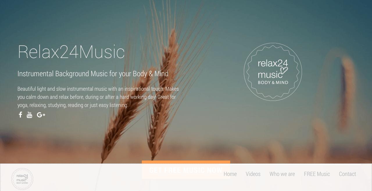 Relax24Music