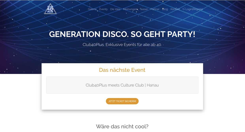 Club 40 Plus